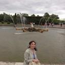 У фонтана в Петродворце...лето 2016