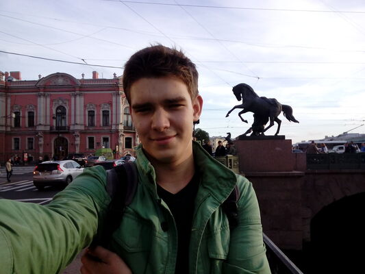 Фото мужчины Рома, Санкт-Петербург, Россия, 21