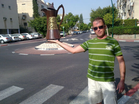 Фото мужчины вк299232054, Ramat Gan, Израиль, 43