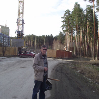 Фото мужчины сергей, Омск, Россия, 63