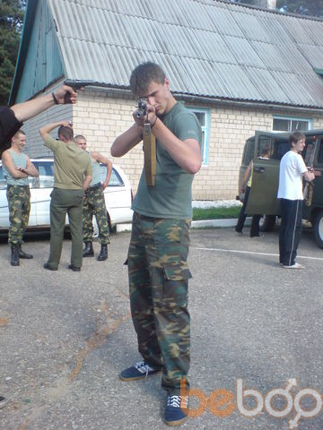 Фото мужчины Lexon, Полоцк, Беларусь, 25
