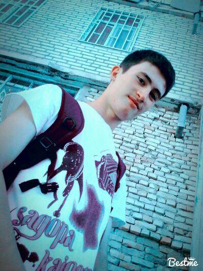 Фото мужчины Заур, Санкт-Петербург, Россия, 21