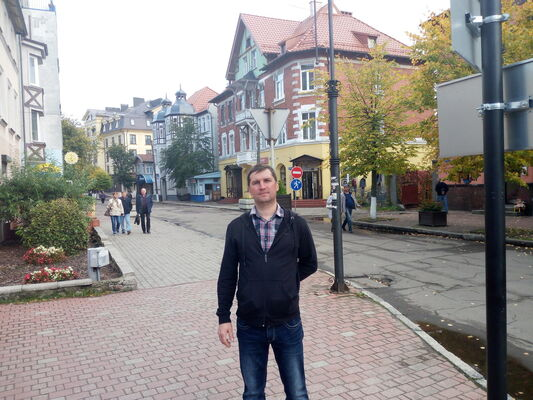 Фото мужчины Серега, Калининград, Россия, 43