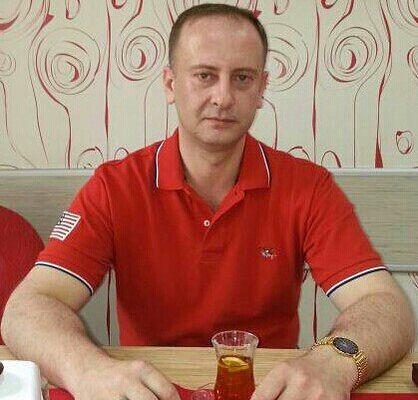Фото мужчины ПОЛИГРАФ, Баку, Азербайджан, 46