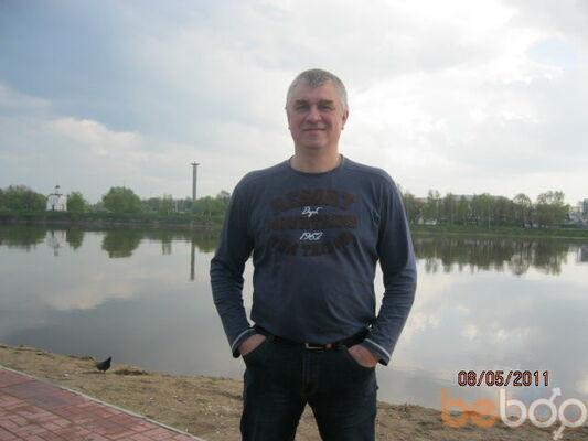 Фото мужчины берег, Тверь, Россия, 53