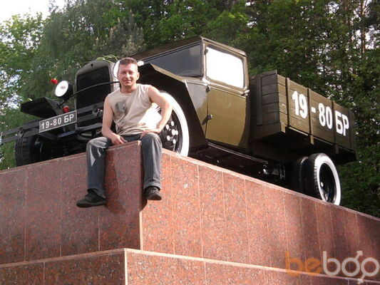 Фото мужчины юстас, Брянск, Россия, 43