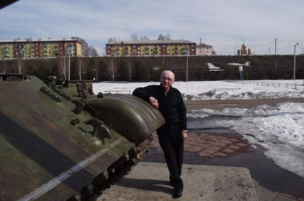 Фото мужчины александр, Новосибирск, Россия, 60