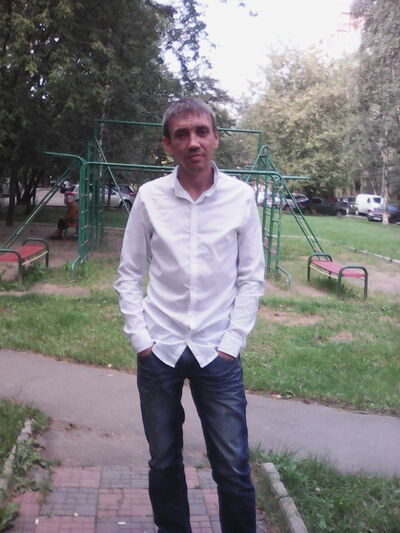 Фото мужчины Юра, Москва, Россия, 43