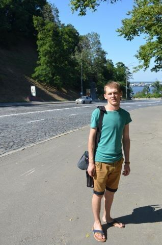Фото мужчины Олександр, Варшава, Польша, 23