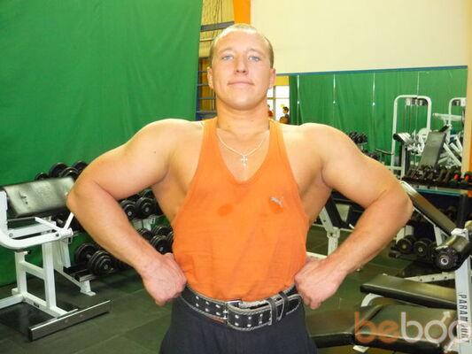 Фото мужчины атлет, Москва, Россия, 32