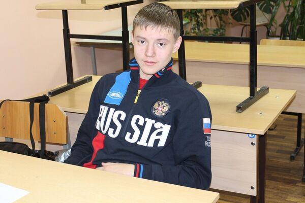 Фото мужчины Никита, Новосибирск, Россия, 18