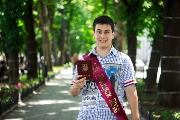 Фото мужчины Андрей, Одесса, Украина, 20