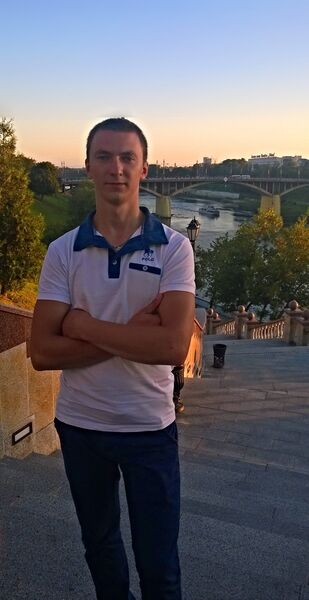 Фото мужчины Витя, Мядель, Беларусь, 23