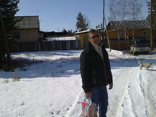 Фото мужчины Владимир, Омск, Россия, 50
