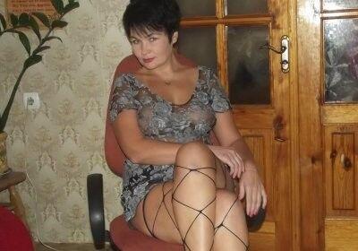 зрелую русскую женщину - 7