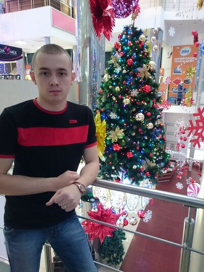 Фото мужчины Александр, Омск, Россия, 25