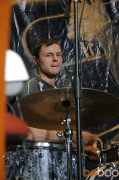 Фото мужчины drummer, Минск, Беларусь, 36
